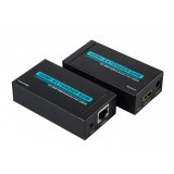 HDMI-Single CAT-HDMI Extender 3D 1080P 60 Meter